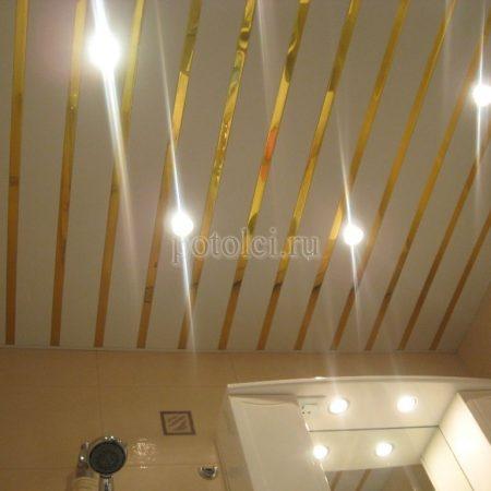 Реечный потолок ППР-083