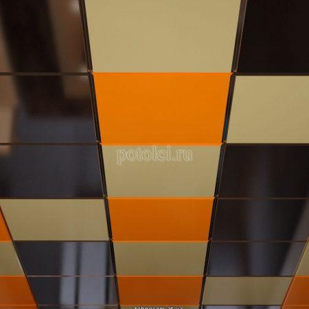 Кассетные потолки Закрытая подвесная система Cesal