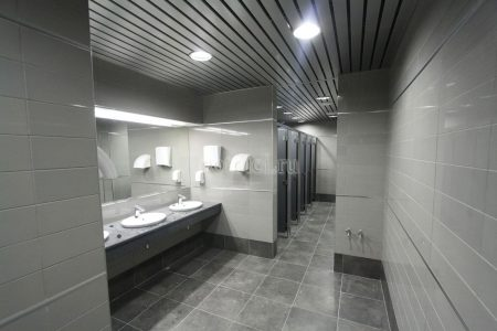 Подвесной потолок реечный 84 USA