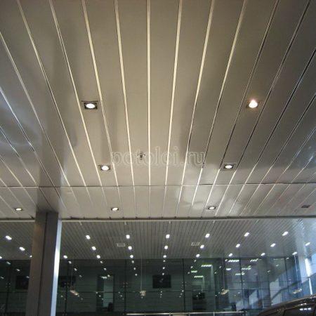 Реечные потолки Немецкий дизайн Албес