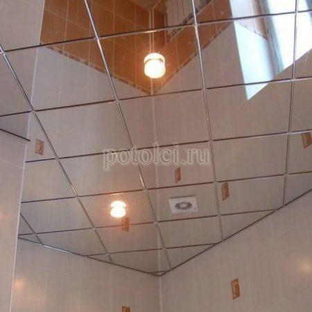 Кассетные потолки Закрытая подвесная система SKY Люмсвет