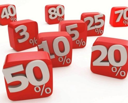 СКИДКА 10 % на реечные потолки USA
