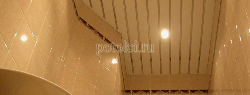 Американские реечные потолки USA Ceiling Group