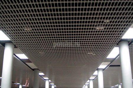 Ячеистый потолок Грильято Профи Люмсвет