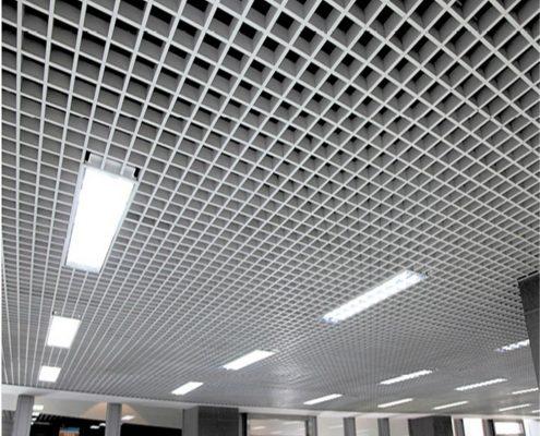 Выбор светильников для потолков Грильято. На что обращать внимание?