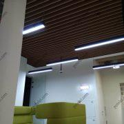 Установка потолка из ГСП в офисе Керама Марацци, Москва