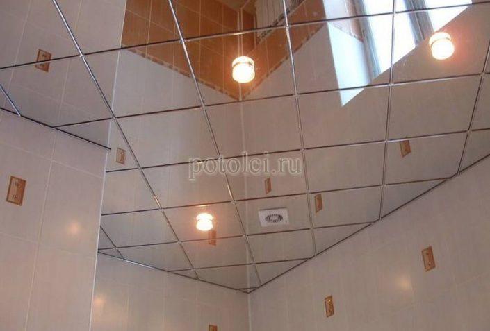 Потолок кассетный Люмсвет