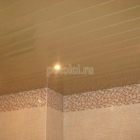 Реечный потолок Французский дизайн