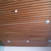 Подвесные деревянные потолки Luxalon
