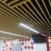 Реечные потолки Кубота Албес