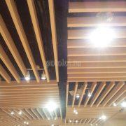 Реечный потолок Кубота Униформ от БАРД