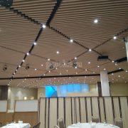 Дизайнерский реечный потолок Униформ Бард. Уникальная панель-конструктор