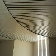 Подвесной реечный потолок Люксалон