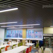 Кубообразные реечные потолки МультиКуб