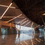 Дизайнерский реечный потолок Люксалон