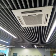 Дизайнерские реечные потолки Кубота