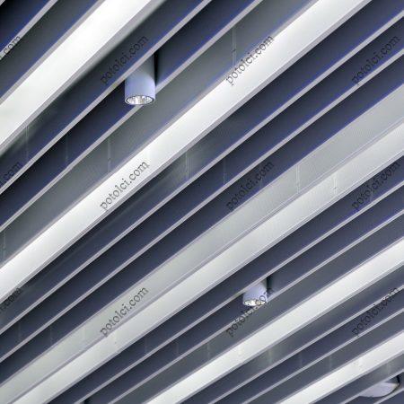 Подвесныем реечные потолки вертикальной установки