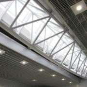 Решетчатый потолок Грильято Жалюзи GL 15 Албес