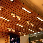 Подвесные потолки прямоугольный дизайн Албес