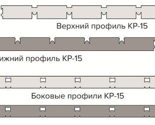 Грильято КР-15 БАРД Стандарт
