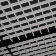 Разноуровневый потолок грильято Албес