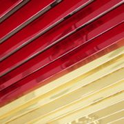 V-образный потолок Албес