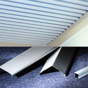 V-образная рейка для реечного потолка