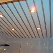 Реечный потолок Немецкий дизайн Албес