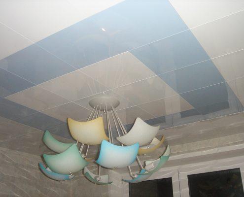 Кассетные потолки в интерьере частных домов и квартир